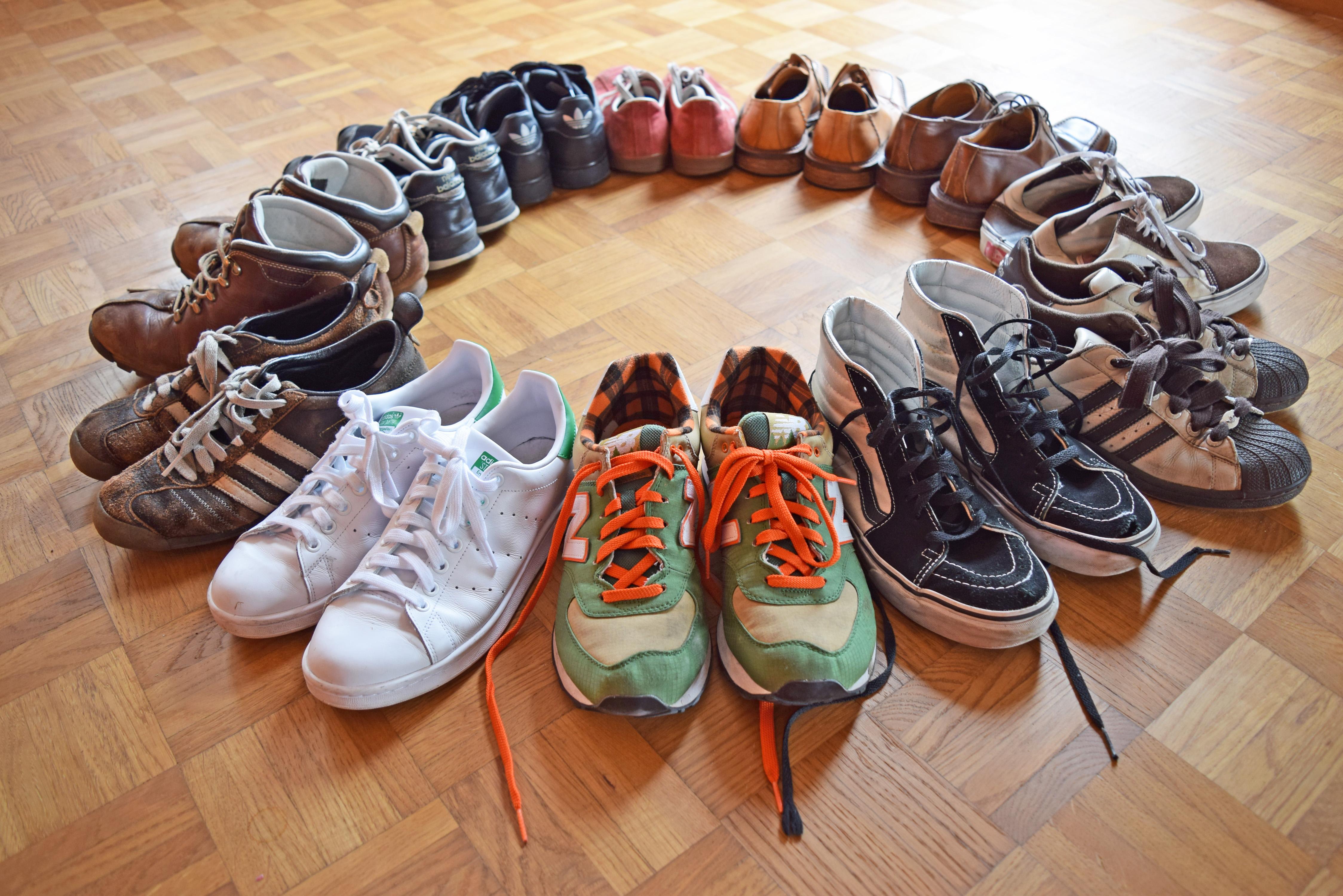 Schuhe schwe