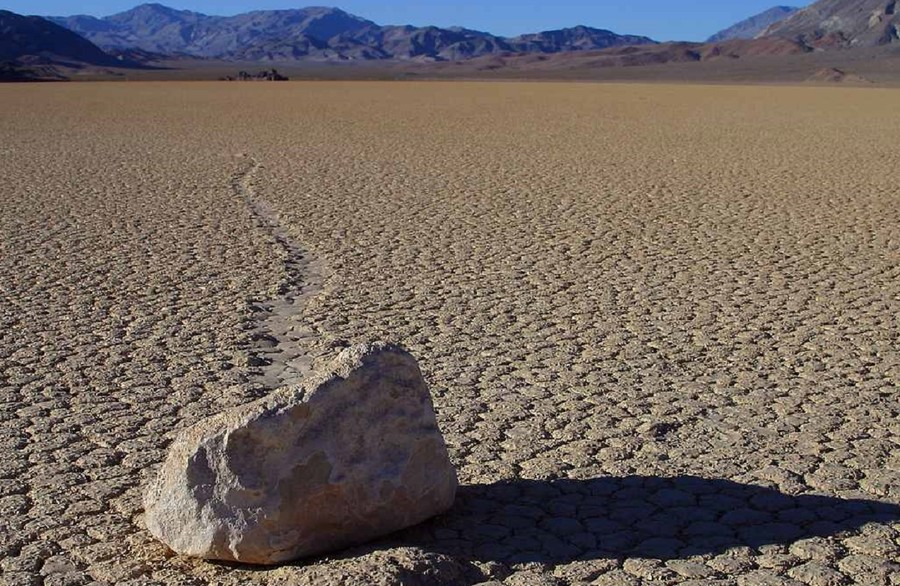 hitze, death valley